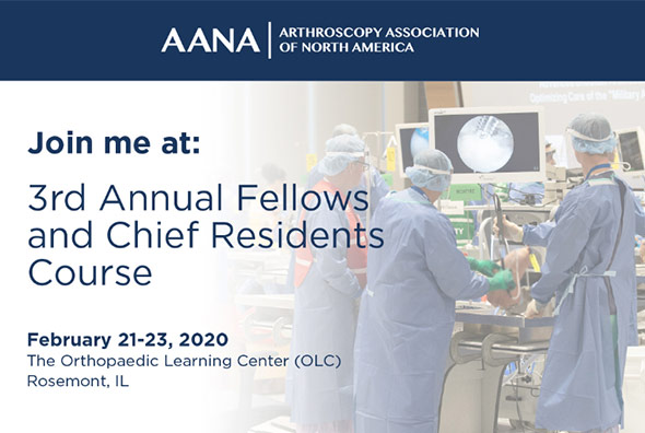 3rd Annual Fellows and Chief Residents Course
